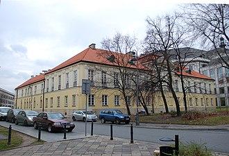 Blank Palace - Image: Warsaw 20112JPG