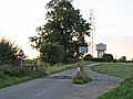 Water tower and radio mast at Waltham reservoir - geograph.org.uk - 33227.jpg