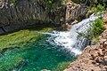 Waterfall Trail on Fossil Creek (29471555114).jpg