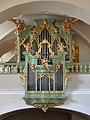 Weißenkirchen in der Wachau - Kirche, Orgel.JPG