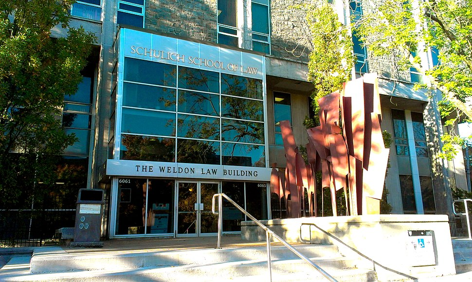 Weldon Law Building 2012