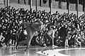 Wereldkampioenschappen schaatsen in Heerenveen Joop Pasman, Bestanddeelnr 928-4376.jpg