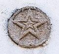 Wernberg Sternberg Pfarrkirche hl Georg Chorschluss Juno-Emblem 17032017 6704.jpg