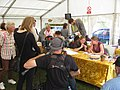 West Hanney, Oxfordshire, England -archaeology rally-11Sept2010 (2).jpg