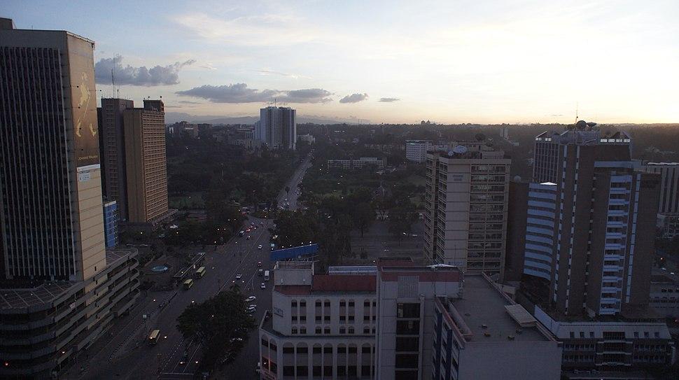 West Nairobi CBD