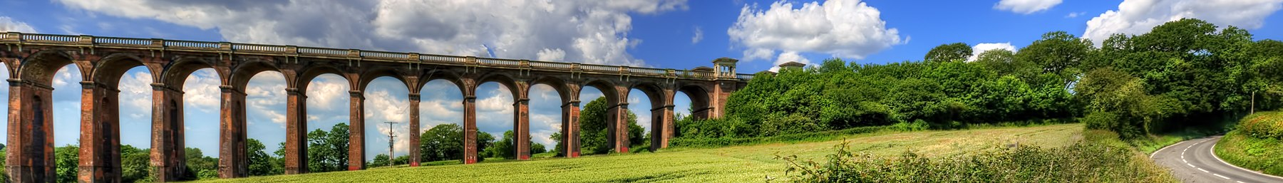 The Balcombe Railway Viaduct, near Balcombe, West Sussex