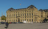 West facade of the Wurzburg Residence 09.jpg