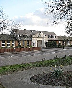 Westcliff High School for Boys - Image: Westcliff High School for Boys