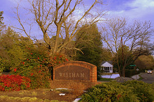 Westham, Virginia - Image: Westham Virginia