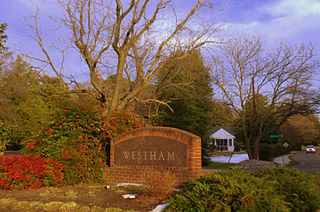Westham, Virginia Former Town in Virginia, United States