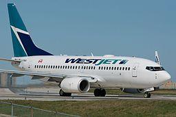 Westjet Boeing 737-700 (W) (7055257257)