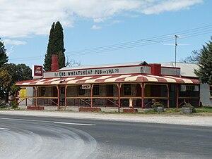Allendale North, South Australia - Wheatsheaf Pub at Allendale North