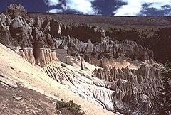 Late-Paleogene ignimbrite flare-up