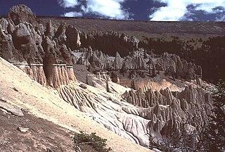 La Garita Caldera supervolcanic caldera