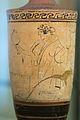 White ground lekythos, female, mirror, 460 BC, Prague, NM H10 776, 152307.jpg