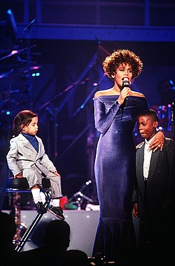 f8c95356 List of awards and nominations received by Whitney Houston - Wikipedia