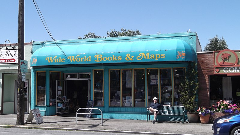 File:Wide World Books and Maps - Flickr - brewbooks.jpg