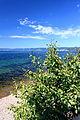 Widok z Listwianki na jezioro Bajkał 03.JPG