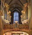 Wien - Michaelerkirche, Orgel.JPG