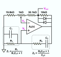 Wien Bridge Oscillator with diode limiting.png