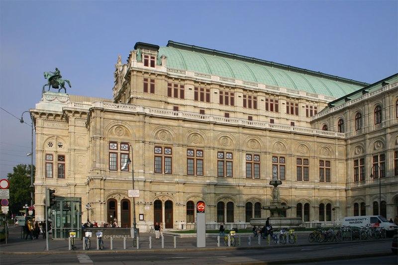 Dünya Kentleri: Viyana