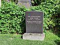 Wiener Zentralfriedhof - Gruppe 40 - Grab von Axl Leskoschek.jpg