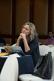 WikiArabiaConf day01 egypt 2017 metwally (26).jpg