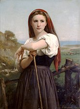 William-Adolphe Bouguereau (1825-1905) - Young Shepherdess (1868).jpg