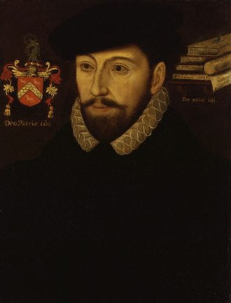William Lambarde - A 16th- or 17th-century portrait of Lambarde by an unidentified artist