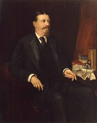 William Rush Merriam - Image: William Merriam