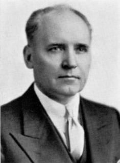 William E. McVey American politician
