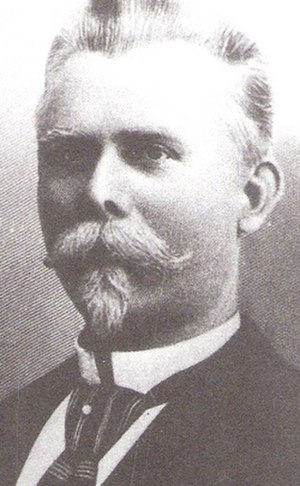 William Edenborn - William Edenborn (ca. 1880s)