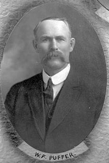 William Puffer Member of the Legislative Assembly of Alberta