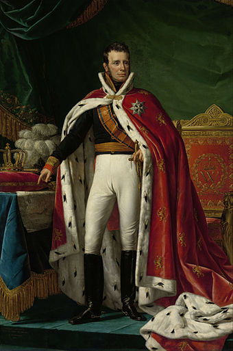 William Frederick, Sovereign Prince of the United Netherlands William I of the Netherlands.jpg