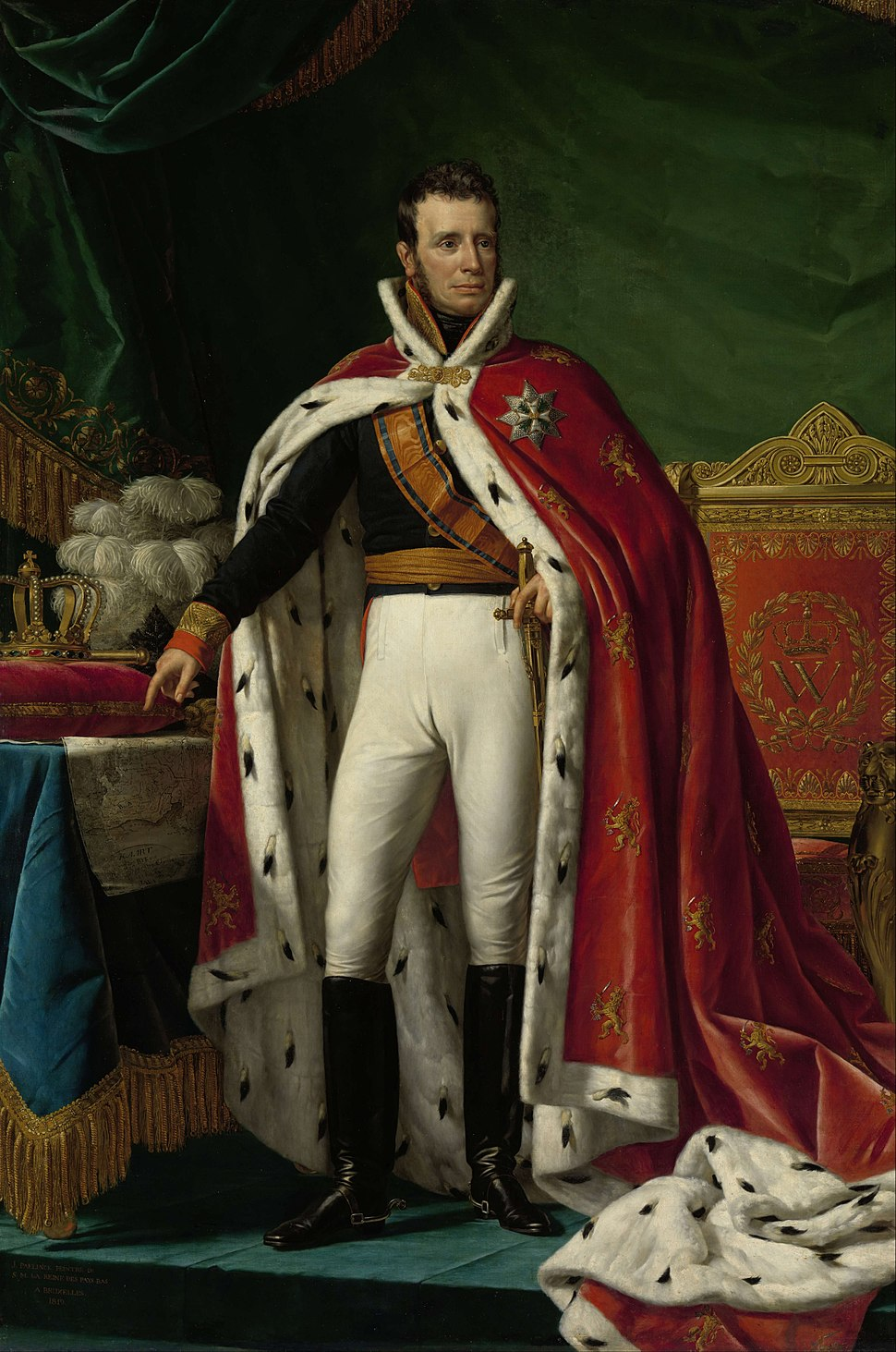 William I of the Netherlands