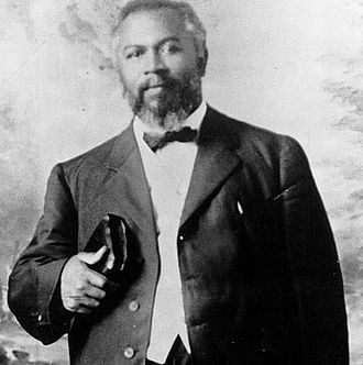 Azusa Street Revival - William J. Seymour, leader of the Azusa Street Revival