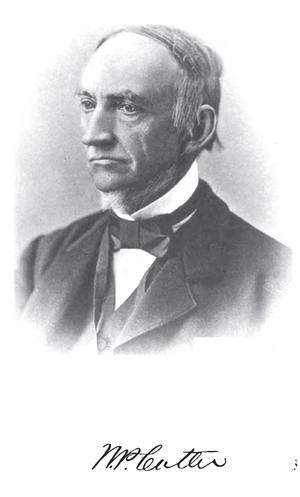 William P. Cutler - Image: William P. Cutler