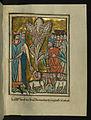 William de Brailes - The Eighth Plague - Locusts (Exodus 10 -12-15) - Walters W1069R - Full Page.jpg