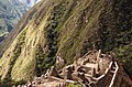 Winawayna purification and healing sanctuary on the Machu Picchu trail - panoramio.jpg