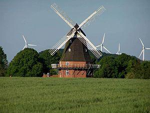 Friedrichsruhe - Windmills
