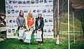Winners of Chornohora Night Marathon 2017 (fall). Women.jpg