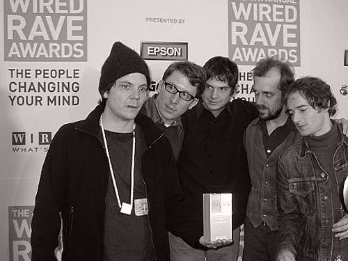 Wired Wilco
