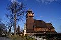 Wisła Mała - kościół drewniany.JPG
