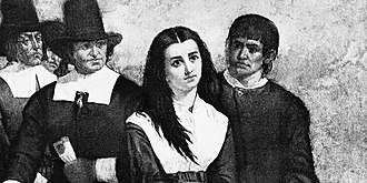 "Ann Glover - An accused ""witch"" during the witch trials in the late 1600s"