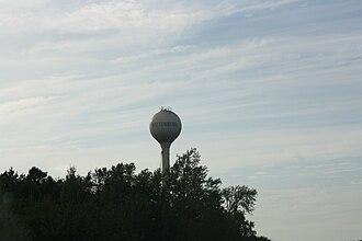Wittenberg, Wisconsin - Water tower