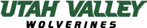 Utah Valley Wolverines men's basketball - Image: Wolverines wordmark