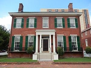 Woodrow Wilson Boyhood Home - Woodrow Wilson Boyhood Home in 2014