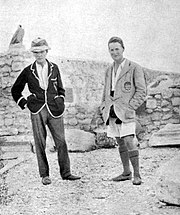 Woolley & Lawrence at Carchemish