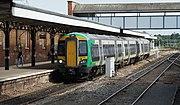 Worcester Shrub Hill railway station MMB 16 172331