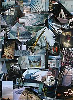 Image Wrenched Perspective photocollage by Gordon Rice alt